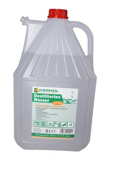 Trockner Destilliertes Wasser