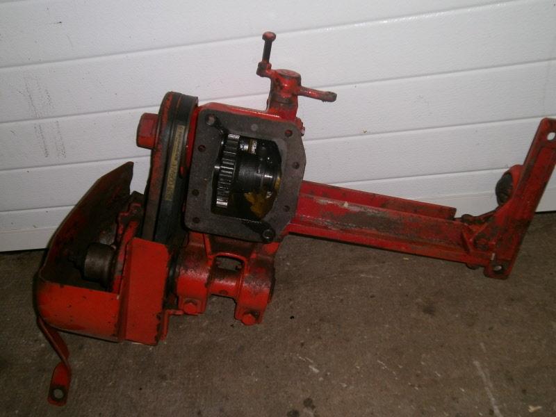 treckergarage renault r 56 r56 7251 traktor