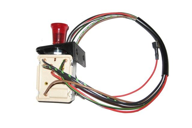 hella warnblinkschalter mit kabel 6hd 002 535 101. Black Bedroom Furniture Sets. Home Design Ideas