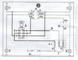 treckergarage montagehinweise traktorelektrik kabelbaum. Black Bedroom Furniture Sets. Home Design Ideas